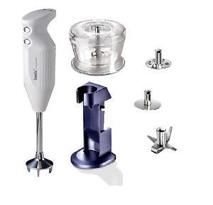 Bamix frullatore frusta mixer ad immersione robot da cucina 160 w bianco ebay - Frusta da cucina ...