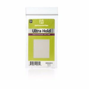 Walker-Ultra-Hold-Hair-Extension-Tape-Tabs-Double-Sided-Pre-Cut-120-Tabs-Pack