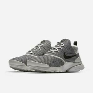 Details about Nike Presto Fly SE Light Bone Gray 908020 004 New Men's Shoes Size 9