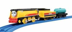 Thomas-amp-Friends-REBECCA-Takara-Tomy-Plarail-TrackMaster-Yellow-Tender-2019-TS08