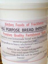 KITCHEN FOODS 100g TUB FARMHOUSE BREAD FLOUR IMPROVER