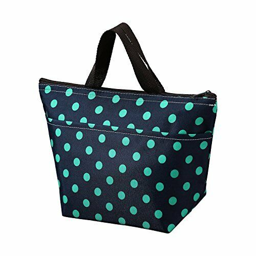 Insulated Lunch Bag Women S Tote Mom Food Container Cooler Ebay