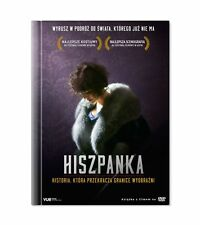 HISZPANKA  DVD 2015  POLISH POLSKI