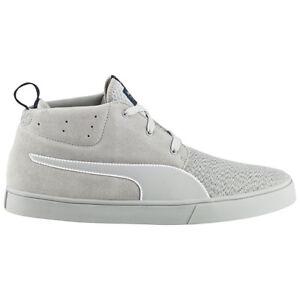 e922126366c Puma Red Bull Desert Boot Vulc Rbr Men s Shoes Sneakers Grey New ...