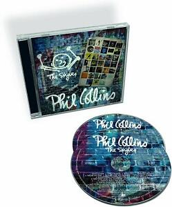 PHIL-COLLINS-The-Singles-2016-remastered-33-track-2-CD-NEW-SEALED