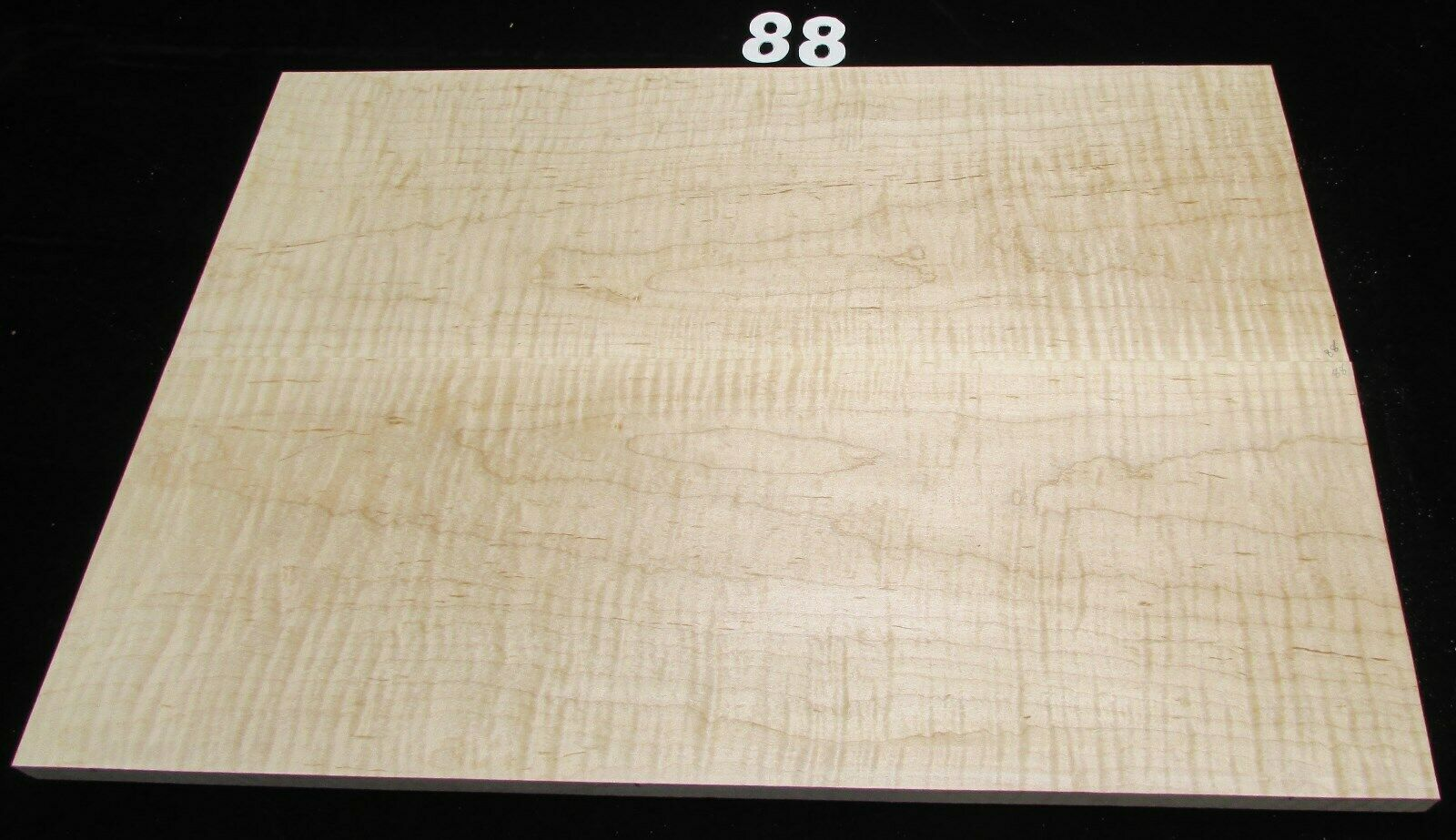 T619-88 Curly Maple Guitar Top Sets