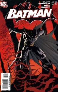 Batman-655-1st-Appearance-Damien-Wayne-Grant-Morrison-Andy-Kubert-NM