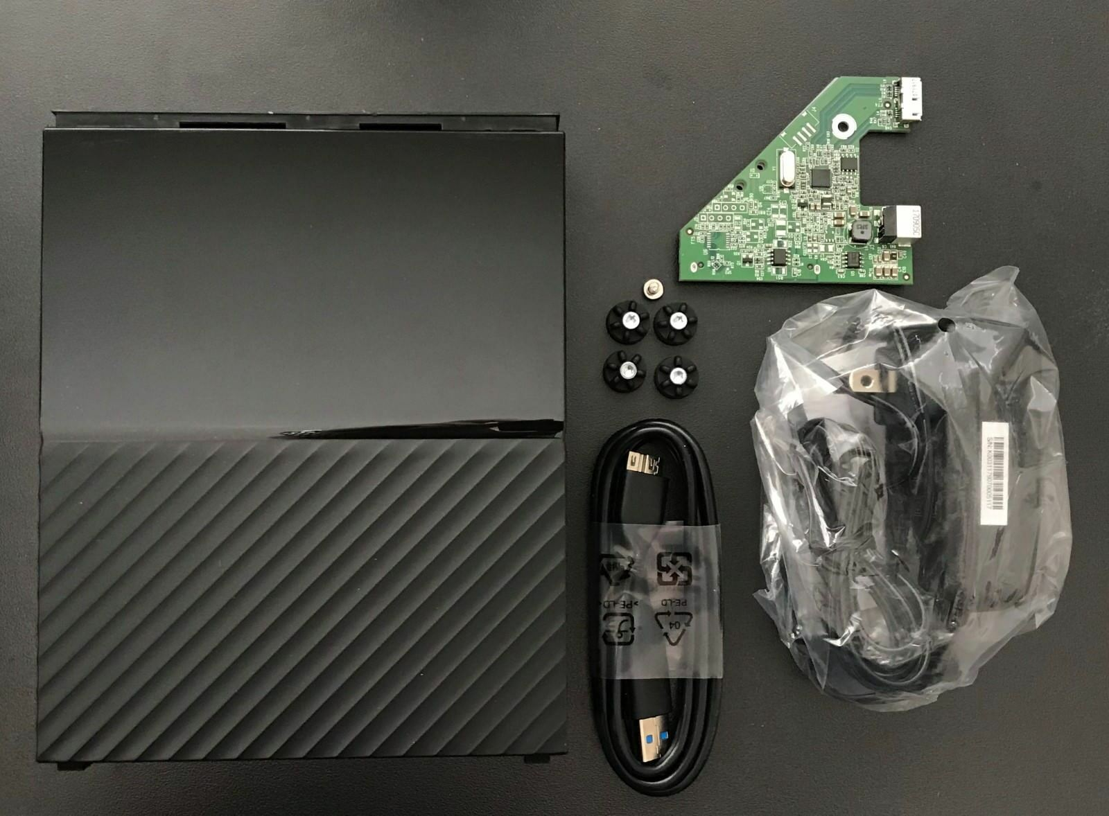Western Digital WD Elements Desktop USB 3.0 External SATA Hard Drive Enclosure