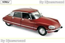Citroën DS 23 Pallas de 1973 Massena Red NOREV - NO 181568 - Echelle 1/18
