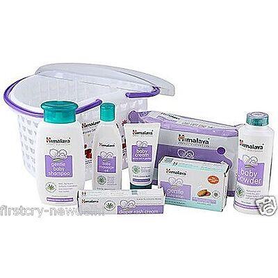Himalaya Herbal Babycare Basket Gift Pack - Set Of 7 | MRP 630