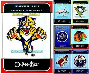 100-O-PEE-CHEE-OPC-2008-TEAM-CHECKLIST-FOIL-LOT-U-PICK-FROM-LIST-WHOLESALE