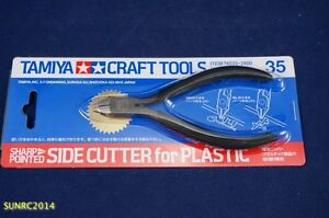 Tamiya 74035 Sharp Pointer Side Cutter For Plastic Parts
