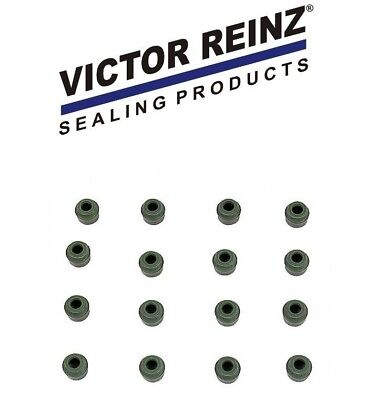 32-OEM Reinz Valve Stem Seal Set 6mm For BMW E34 E36 E39 E46 X3 M52 M54 S52