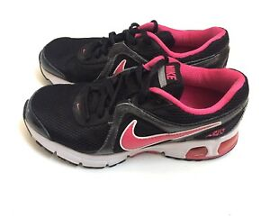Details about Nike+ Air Max Run Lite +2 429646 001 Womens Athletic Shoes Size 8.5 BlackPink