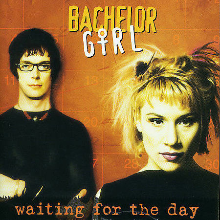 1 of 1 - BACHELOR GIRL - Waiting For The Day - BRAND NEW AND SEALED CD