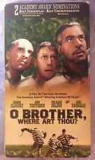 O Brother, Where Art Thou (VHS, 2001)