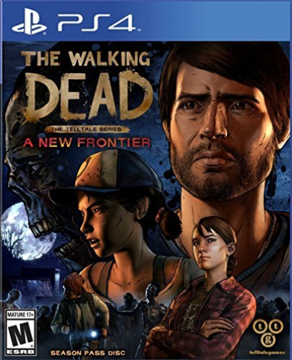 WALKING DEAD TELLTALE FRON PS4 (US IMPORT) GAME NEW