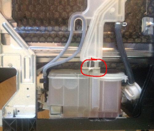 2 x Smeg//Diplomat Lave-vaisselle joint torique adoucisseur ADP 8242//8132//8252 etc.
