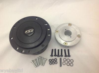 Steering wheel boss hub kit adaptor to fit Ford escort 1975 to 1980 boss hub kit