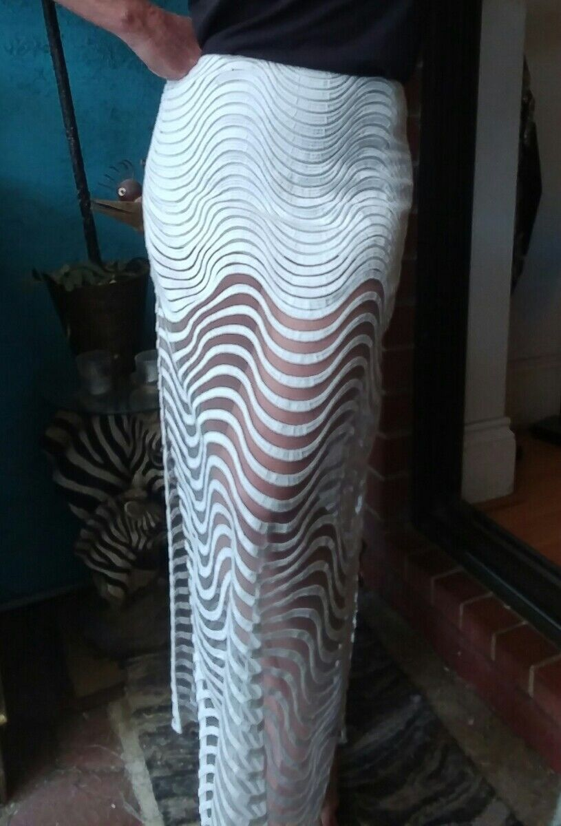 Sass and Bide THE STAPLE Skirt  size 40 10 rrp  450