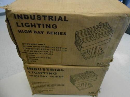 INDUSTRIAL LIGHTINGHI-BAY SERIES 400 WATT METAL HALIDE 120-277