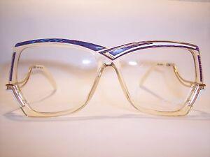 Original kaufen wo zu kaufen das beste Details zu Damen-Brille/Eyeglasses by CAZAL 178 Germany 100%  Original-Vintage 80' Very Rare