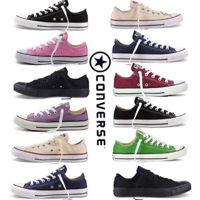 2019 Nuovo Stile All/star Chuck Taylor Uomo Donna Unisex Maglia Scarpe Di Tela Basse Shoes Avere Uno Stile Nazionale Unico