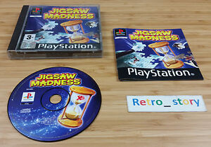 Sony-Playstation-PS1-Jigsaw-Madness-PAL
