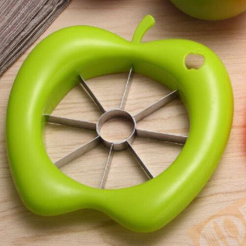 Kitchen Tool Fruit Apple Pear Easy Cut Slicer Cutter Pitter Corer Divider Peeler