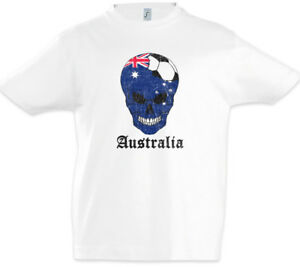 ea33eb33f Image is loading Australia-Football-Comet-Kids-Boys-T-Shirt-australian-