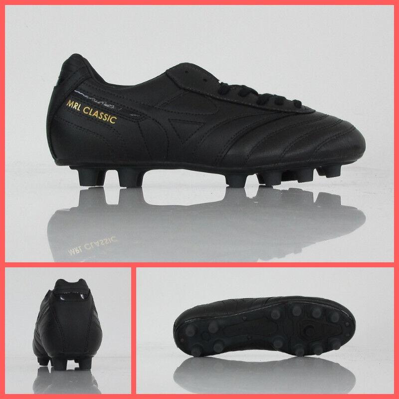 MIZUNO chaussures de football MRL CLASSIQUE MD P1GA181500 Couleur noire août 18