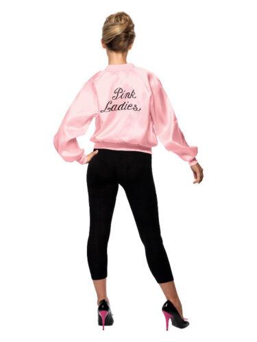 Grease Pink Ladies Jacket Pink