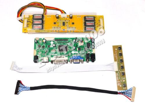 M.NT68676.2A HDMI+DVI+VGA+AUDIO LCD Controller Kit for LTM201M1-L01 LCD Screen