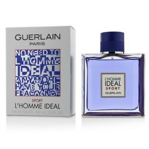 L-039-homme-ideal-sport-de-GUERLAIN-100-ml-Toilette-Pour-Homme-Spray-Men-EDT-VAPO