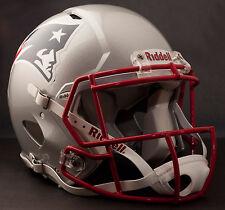 JULIAN EDELMAN Edition NEW ENGLAND PATRIOTS Riddell SPEED NFL Football Helmet