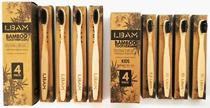 Bamboo-Toothbrush-Medium-Bristles-Pack-of-8-Beautifully-Crafted-And-Unique