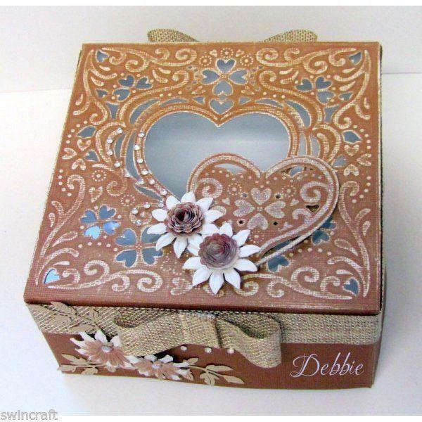 Crafters Companion Diesire Create a Card Cutting Die Cut n Boss REDUCED *