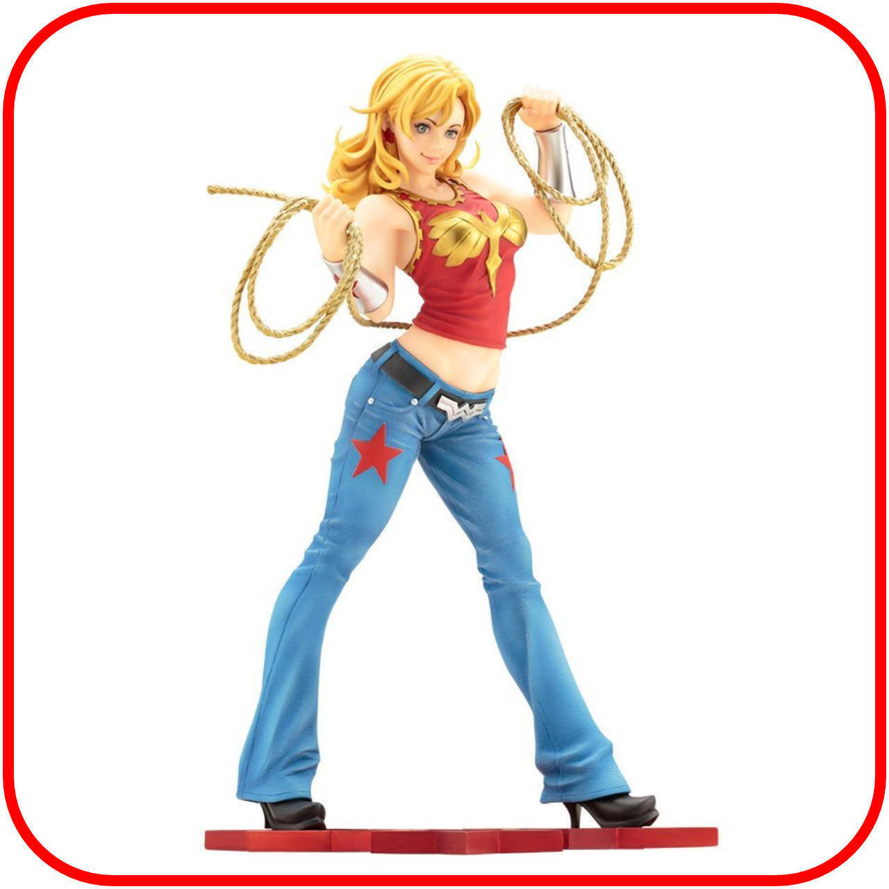 DC Comics Wonder Girl Bishoujo 1 7 Scale Figure Statue by Kotobukiya