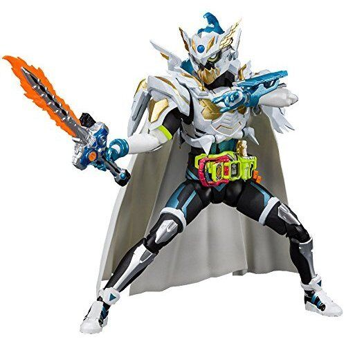 S.H. Figuarts Kamen Rider Brave Legacy Gamer Level 100 Kamen Rider Ex-Aid