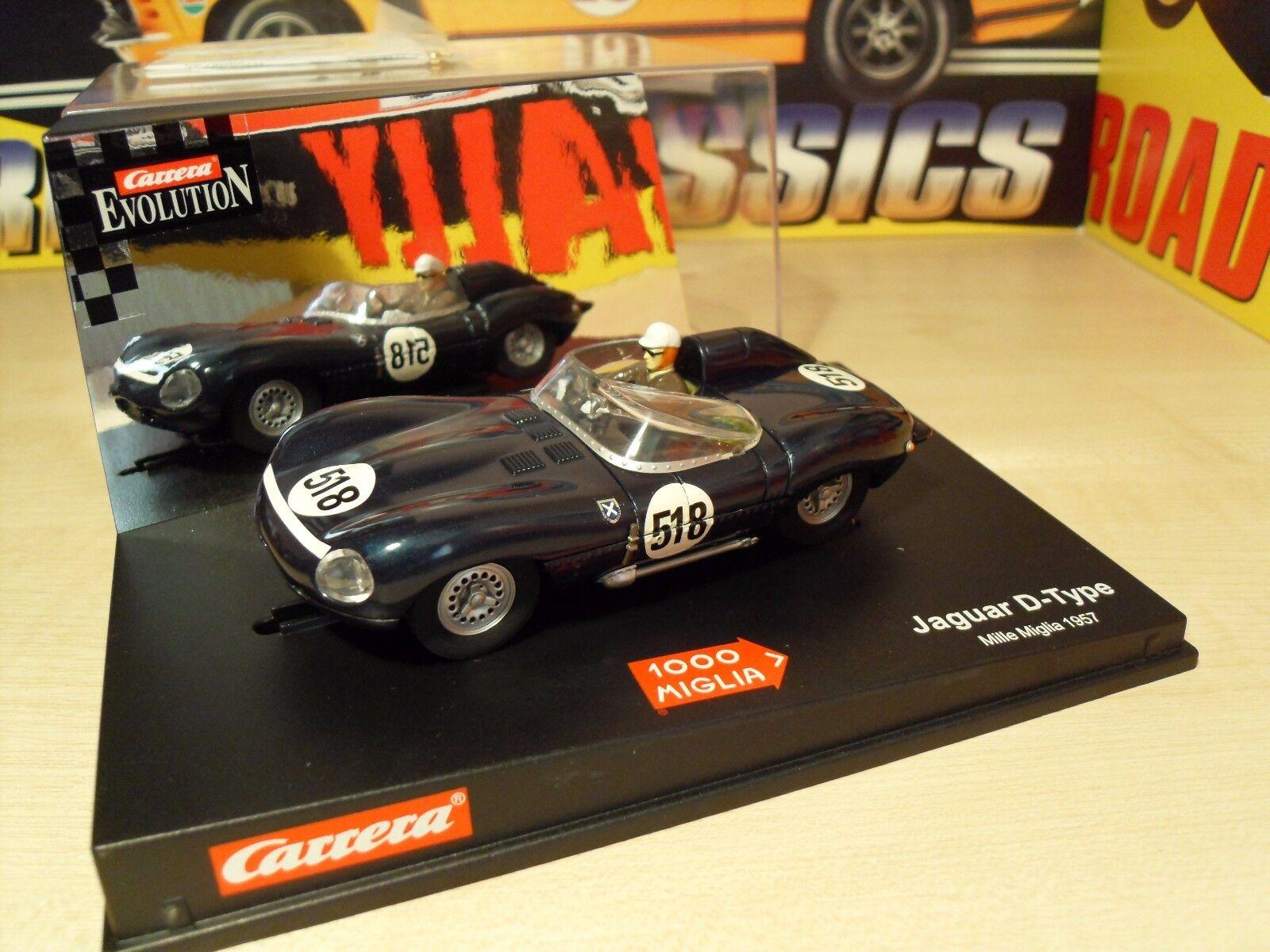 Carrera 25462-JAGUAR D-type