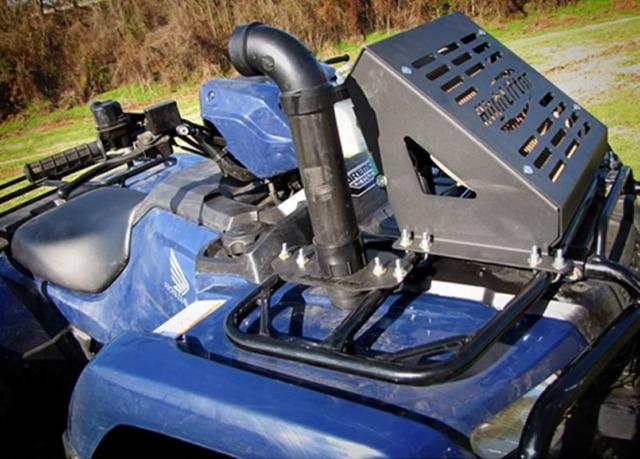New High Lifter Snorkel Kit 2014-2017 Honda TRX420TM1 Rancher ATV