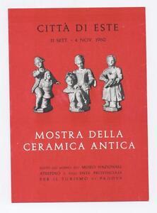 Este-Padova-Mostra-della-ceramica-antica-1960