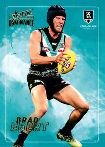 New-2020-PORT-ADELAIDE-POWER-AFL-Card-BRAD-EBERT-Dominance