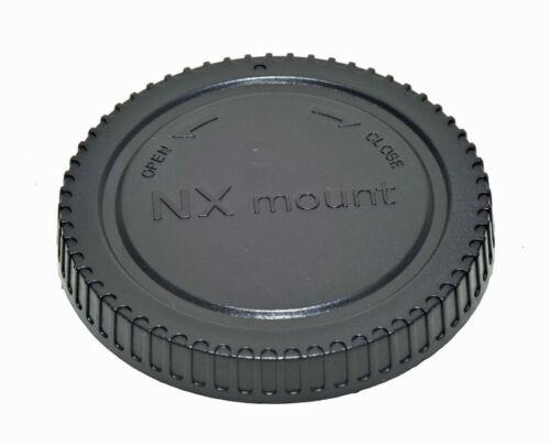 Conjunto de tapa trasera Samsung cuerpo y Samsung NX Montaje de Cámara Cuerpo y Tapa trasera de objetivo conjunto