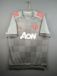 3-5-5-Manchester-United-jersey-parley-training-shirt-soccer-CZ7979-Adidas-ig93