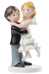 Dekofigur  Tortendeko *Hochzeitspaar* 3870441 *NEU*