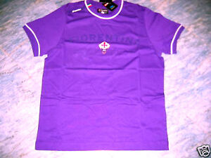 Tee Algodón Camiseta Jersey Trikot L T Fiorentina Shirt 0489 1wIqx0Zpc7