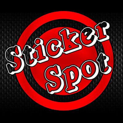 Sticker-Spot