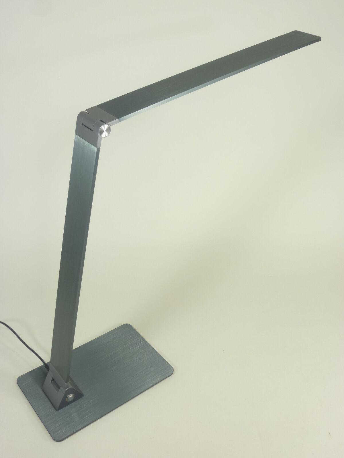 LED Tischleuchte Temo Touch-Dimm-Schalter Schreibtischleuchte 3000K-10W-800lm