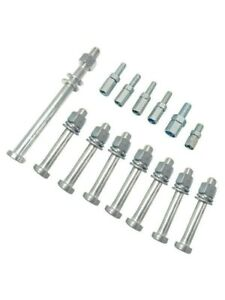 Vespa-VBB-VBA-Super-VLB-Sprint-Rally-Engine-D-Bolts-Nuts-Washer-M7-and-Adjusters